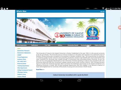 how-to-download-calicut-university-exam-time-table.