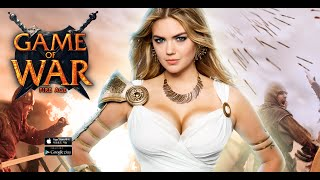 Kate Upton Game of War Commercial