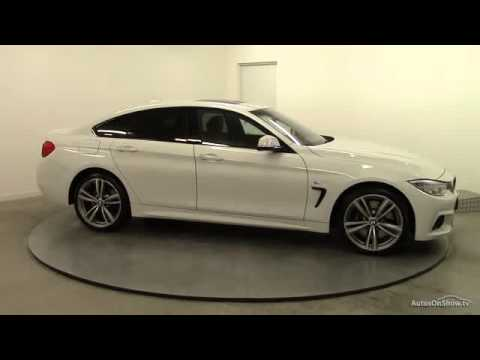 2014 bmw 4 series 430d xdrive m sport gran coupe youtube. Black Bedroom Furniture Sets. Home Design Ideas