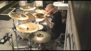 Soilwork-Antidotes in Passing Drum Cover