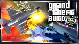 GTA 5 Online - Top Gun