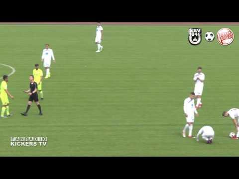 SSV Ulm 1846 vs Kickers Offenbach