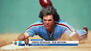 Harold Reynolds on Why Pete Rose Should Be in the Hall of Fame | The Rich Eisen Show | 1/22/20