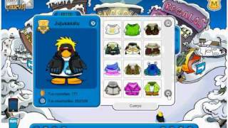 contraseñas de pinguinos socios