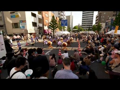 【Live】Walking at Ryogoku Nigiwai Festival