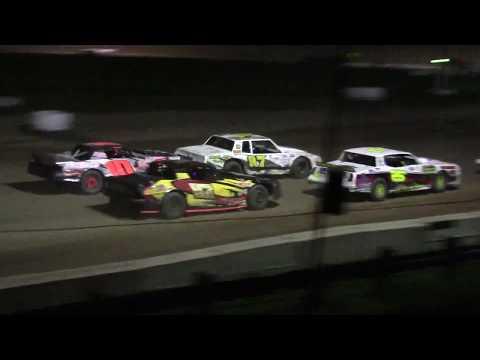 Ransomville Speedway Street Stock Feature Highlights 9-8-17