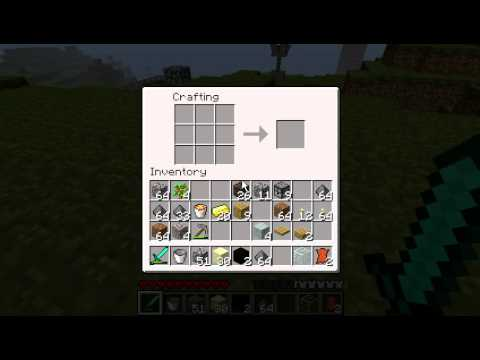 how to make a chestplate in minecraft