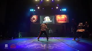 MAiKA vs MITSU Semi Final_02(HIP HOP) | HOOD Season5 Final 2019.01.27 | UGcrapht×One Move