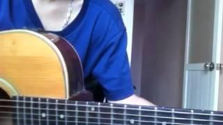 bà xã ơi bà xã -guitar cover by tùng trịnh