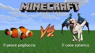 Build Battle/il cane satanico e il pesce pagliaccio/w Pif