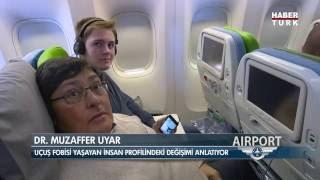 Uçuş Korkusuna Teknolojik Çözüm