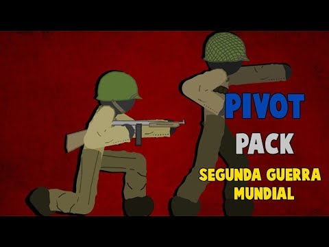 PIVOT PACK DE LA SEGUNDA GUERRA MUNDIAL!!! (link en la descripcion)