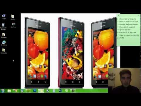 Rootear Huawei Ascend P1 XL/P1 U9200E/U9200 paso a paso