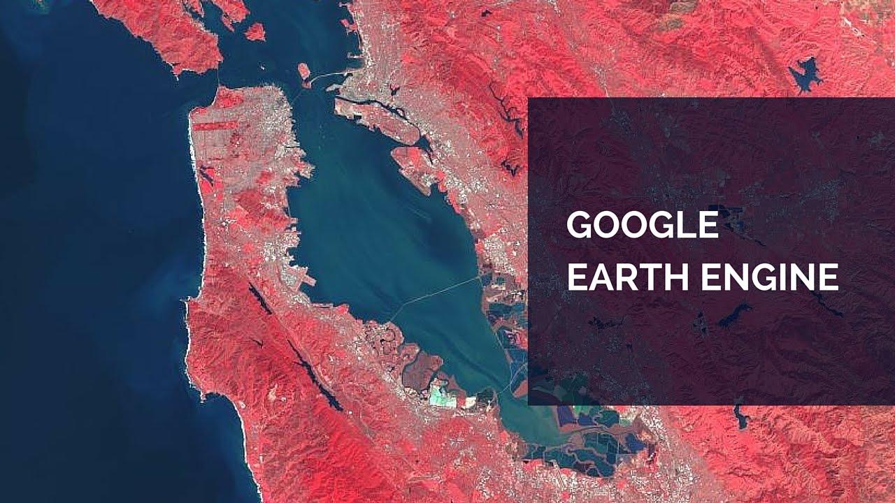 google earth engine tutorial pdf