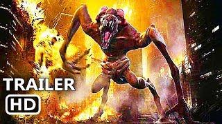 CLOVERFIELD 3 Official Trailer (Sci-Fi Monster Movie, 2018)