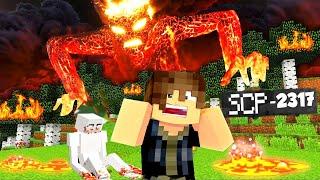 DÉCOUVERTE DE SCP-2317, LE DÉVOREUR DE MONDE ! Sur Minecraft survie !