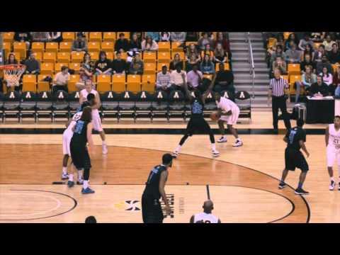 Appalachian State v. Georgia State Basketball Highlights