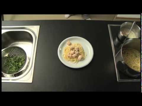 GORILLA Rezept - Lachs Spaghetti (8)