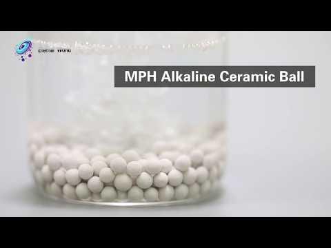 MPH Alkaline Ceramic Ball Making Alkaline Mineral-rich Water