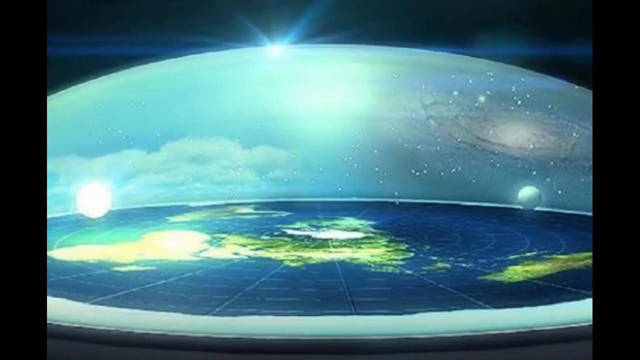 La cupola il limite della terra youtube - Immagine da colorare della terra ...