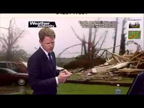 WTVA Tornado Coverage 4-28-2014 - 6pm-7pm