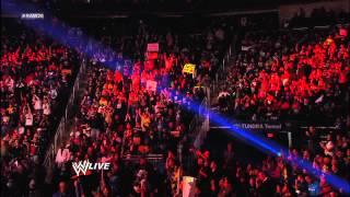 WWE Monday Night Raw En Espanol - Monday, January 14, 2013