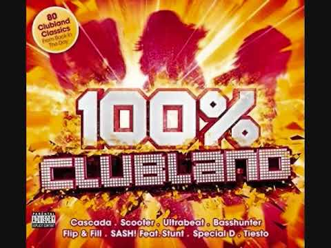 Download 100% Clubland - CD1