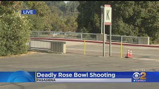 1 Dead, 1 Wounded In Parking Lot Shooting At Rose Bowl