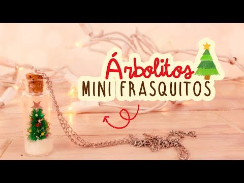 DIY MINI Christmas Snow Globe | Bottle charm |#ChristmasTime| COOKIES IN THE SKY
