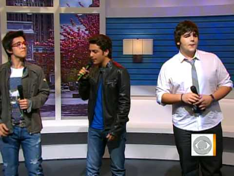 Il Volo performs