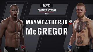 EA SPORTS UFC 2 Floyd Mayweather v Conor McGregor