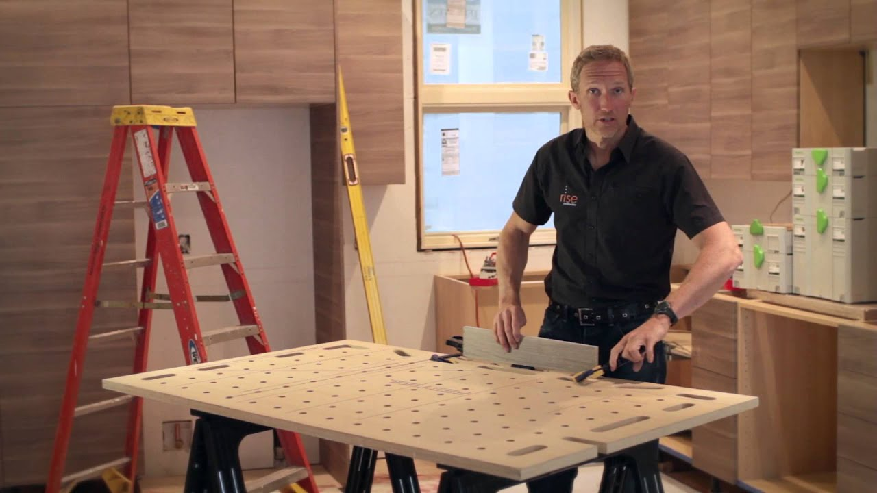 Festool MFT vs MFSlab  Work Table  YouTube