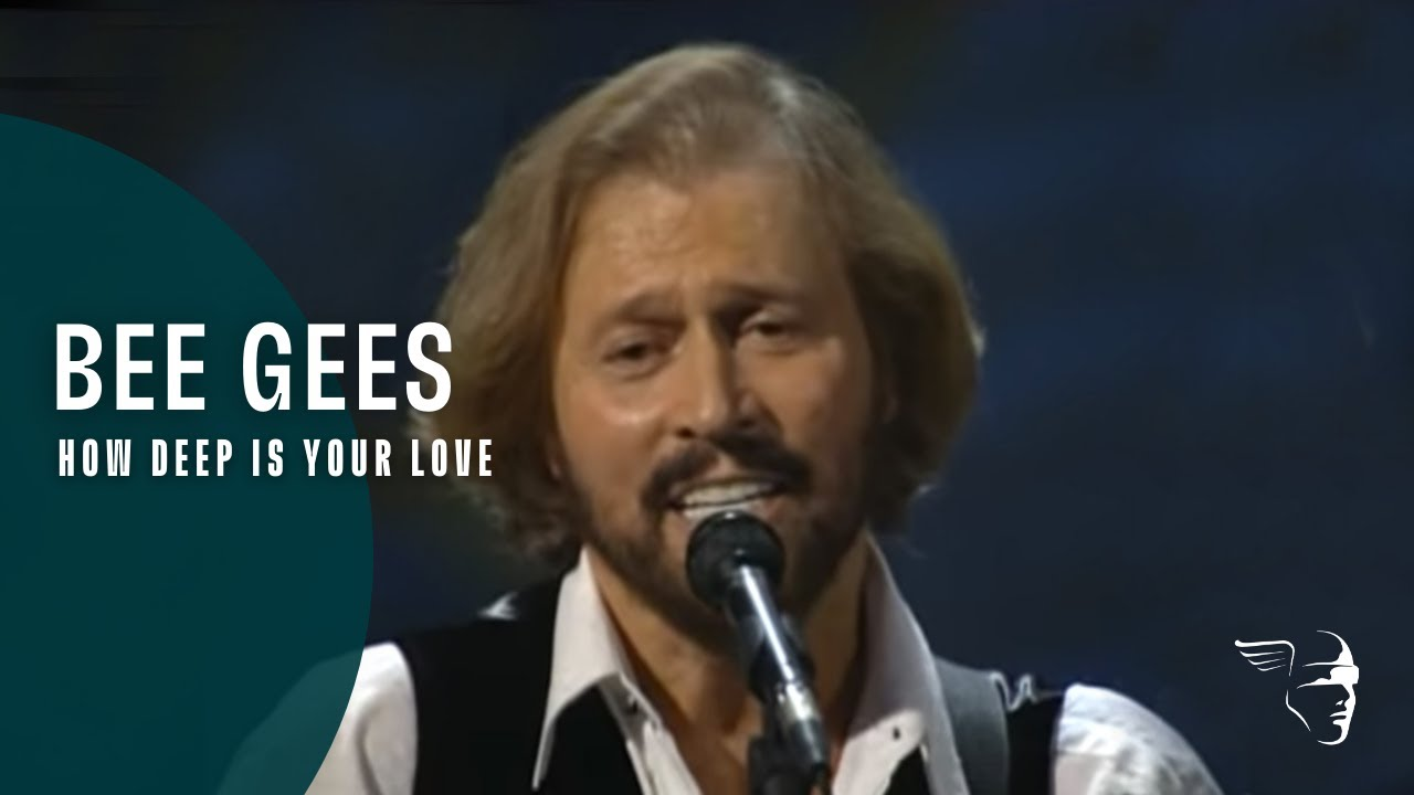 Bee Gees How Deep Is Your Love From One Night Only Dvd Youtube