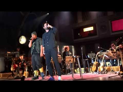MAX HERRE feat SAMY DELUXE & KAHEDI RADIO ORCHESTRA | Berlin | Einstürzen Neubauen