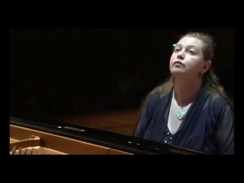LILYA ZILBERSTEIN  ~  J.S BACH  Harpsichord (Piano) Concerto in D major