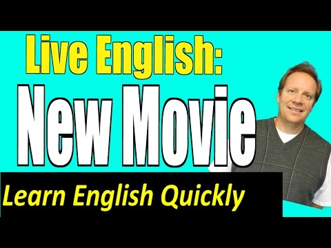 English Listening Lesson from a New Movie from Disney: Practice English Pronunciation and More