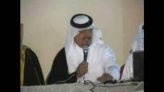 كلمة الشيخ فهد المعطاني الهذلي