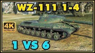 World of Tanks | WZ-111 model 1-4 - 7 Kills - 9.9K Damage