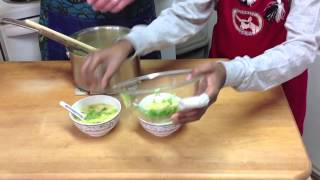 Cooking Science Episode One: Egg Drop Soup