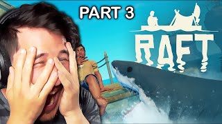 Markiplier Plays Raft W/Friends PART 3
