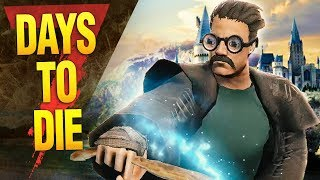 HARRY POTTER WITH A MOUSTACHE | Simon Days To Die
