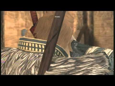Dragon Age 2 - Anders Romance Scene (Rivalry)