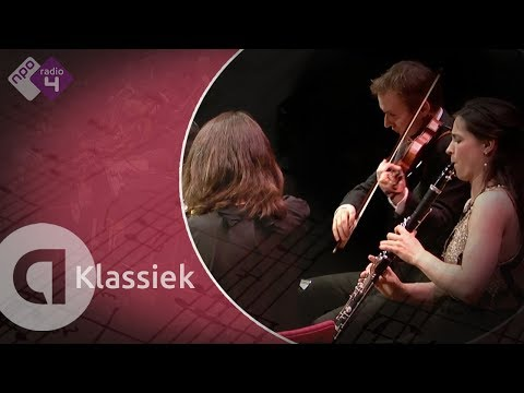Mozart: Clarinet Quintet in A major, K.581 - International Chamber Music Festival - Live concert HD