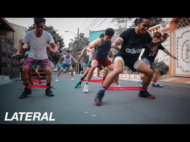 DEFENSIVE LATERAL | vlog 270