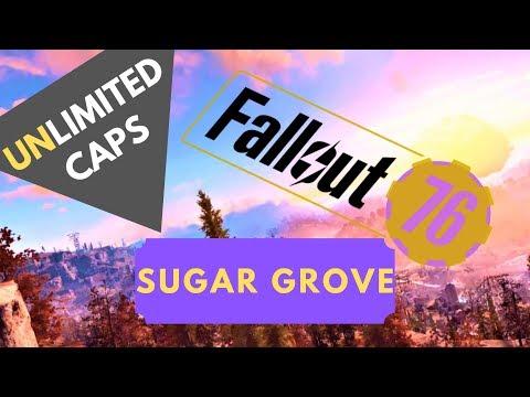 Fallout 76 Unlimited Caps Sugar Grove - fallout 76 caps farm