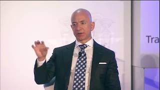 Amazon CEO Jeff Bazos on Customer Obsession