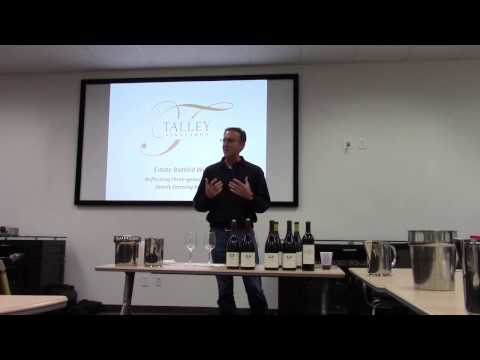 Talley Vineyard Seminar
