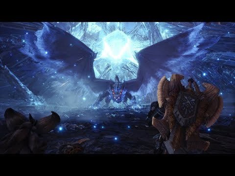Monster Hunter World - Final Story Boss And Ending + Credits