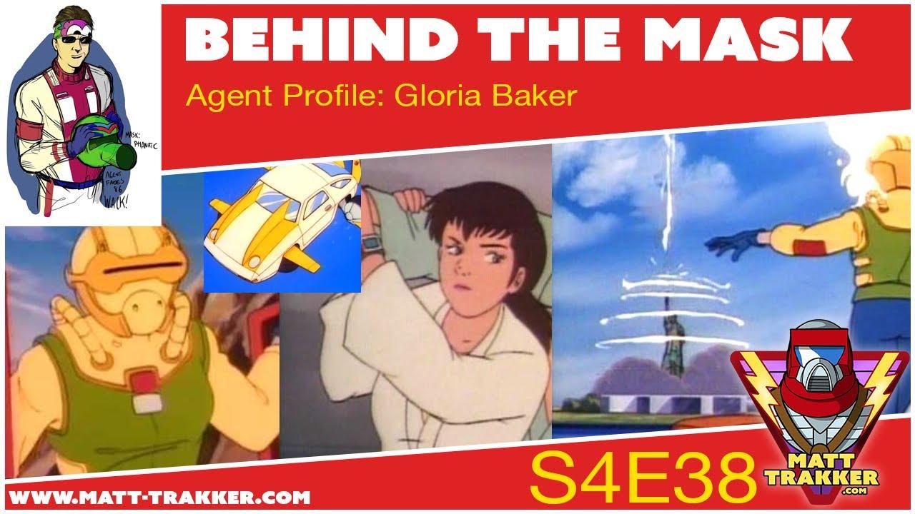 Agent Profile - Gloria Baker - S4E38