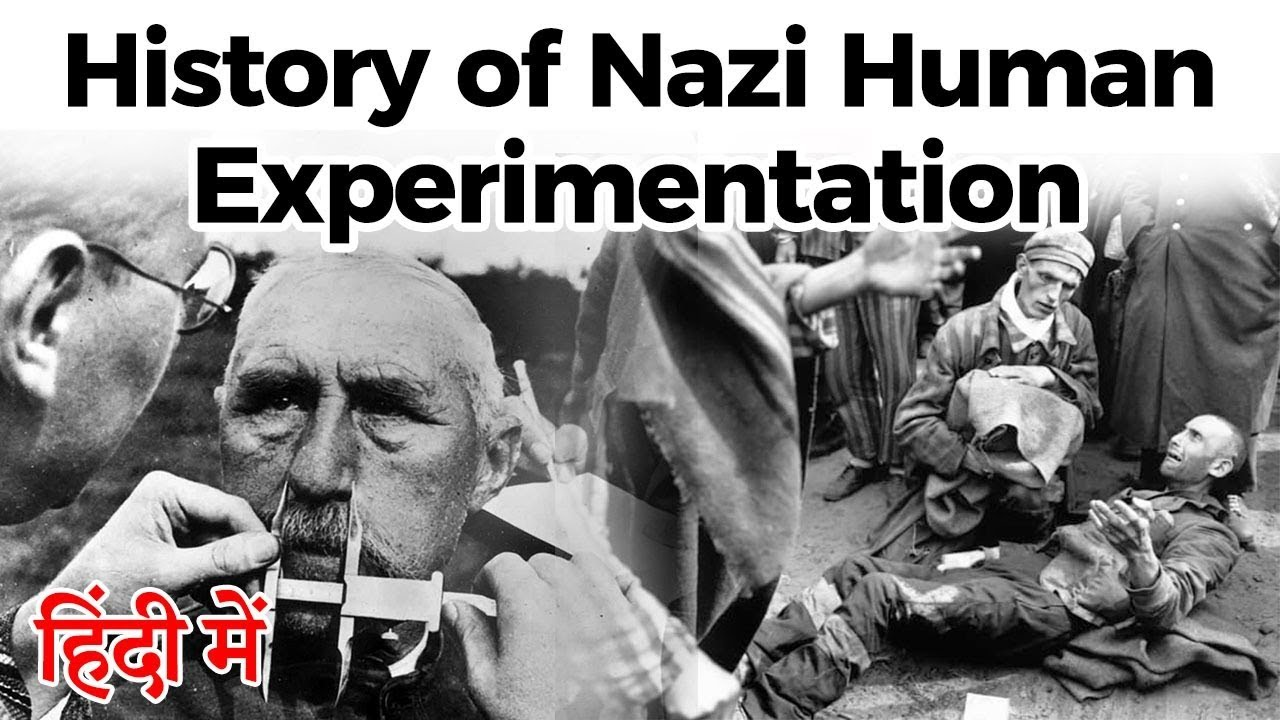 Download History of Nazi human experimentation, Medical experiments by Nazi physicians
